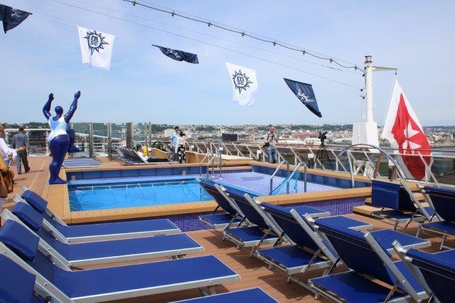 MSC MERAVIGLIA na plavbách s RIVIERA TOUR