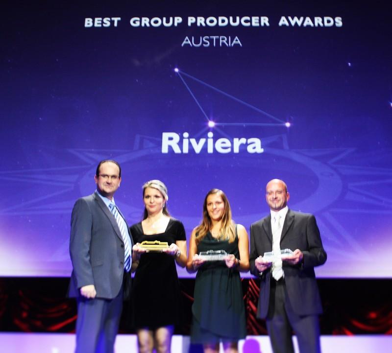 RIVIERA TOUR- nejlepší prodejce skupin pro RAKOUSKO-SLOVENSKO A ČESKOU REPUBLIKU